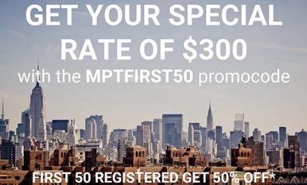 special offer MIPIM PropTech Summit